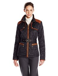 2d4271bcbf7da7 Vince Camuto Outerwear Women s Quilted Barn Jacket price alert ...